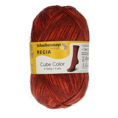 Regia 4-ply Cube Color