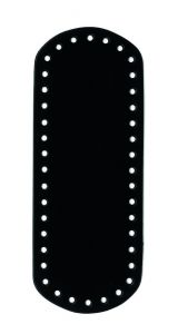 Stafil-laukunpohja keinonahkaa 21x8 cm