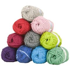 Unni wool yarn
