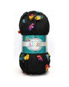 Alize flower yarn