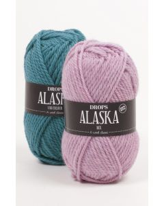 Drops Alaska wool yarn