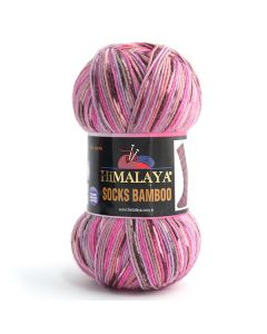Himalaya socks bamboo sock yarn