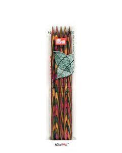 Prym KnitPro Natural strumpstickor