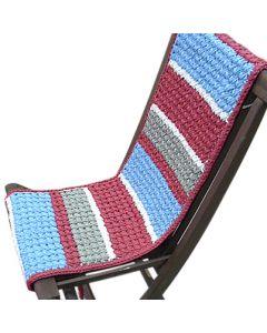 Ohje: Koukuttu Esteri-tuolimatto