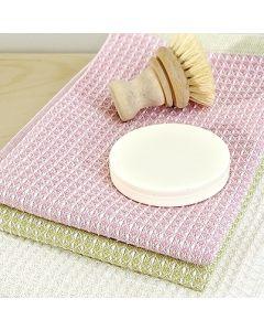 Ohje: Kudotut Apila-pyyhkeet