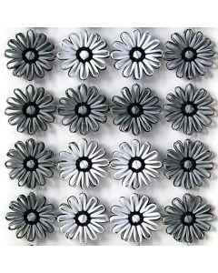 Gratis mönster väggdekoration i Raffia