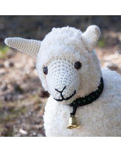 Ohje: Virkattu Maija-mummon lammas