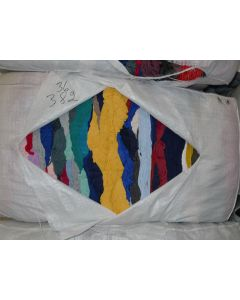 Matonkudepaali, vyyhditty trikookude, 382 kg