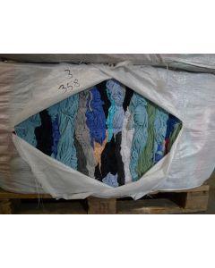 Matonkudepaali, vyyhditty trikookude, 358 kg