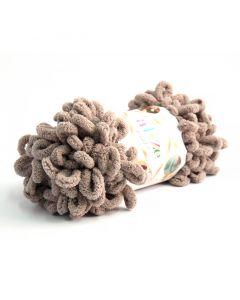 Alize Puffy - pehmeä käsityölanka, jota työstetään sormin