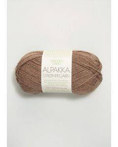 Sandensgarn alpakka sock yarn