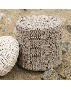 Free Pattern Splint Footstool Cover