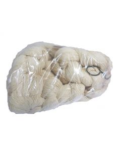 pre-wound warp liina cotton twine 6-ply unbleached