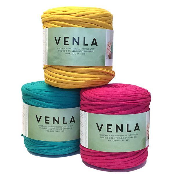 Lankava Venla T-shirt Yarn