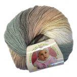 Alize baby wool batik vauvalanka liukuvärjätty