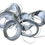 Reflective ribbon pieces
