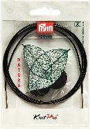 Prym KnitPro Natural utbytbar kabel till rundstickor