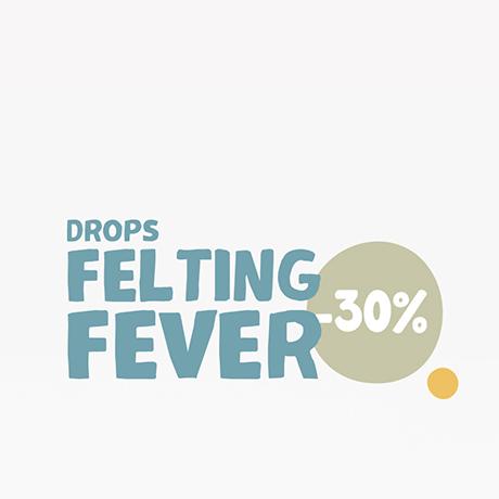 Drops Felting Fever