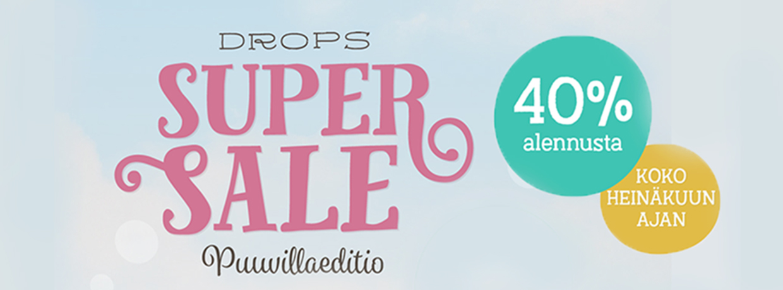 Drops Supersale - Cotton Edition