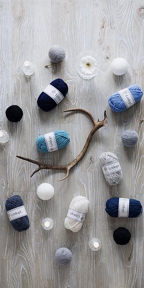 Icelandic wool season is here